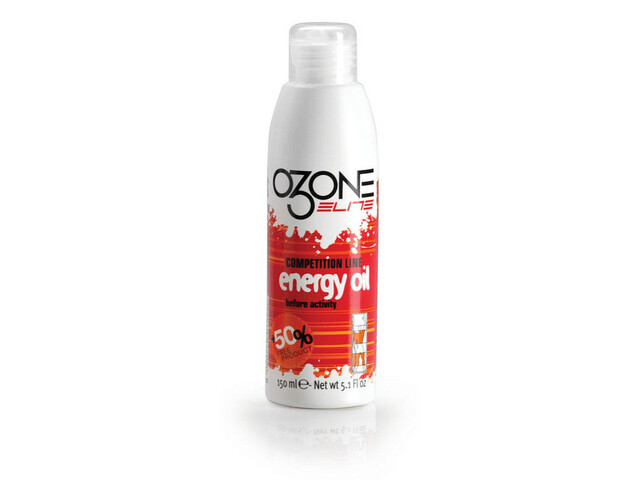 Elite Ozone Energy Oil 150 ml biały